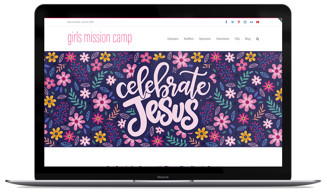 Girls Mission Camp
